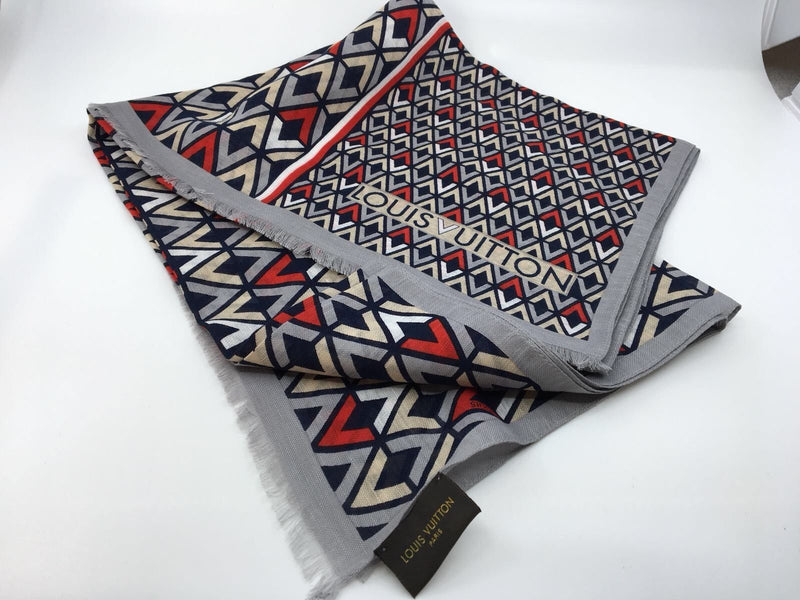 Etoile Diamonds V Scarf - Luxuria & Co.