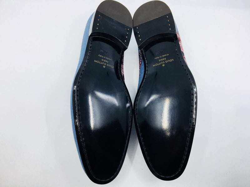 Louis Vuitton Chapman Auteuil Slipper - Luxuria & Co.