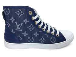 Louis Vuitton Punchy Sneaker Boot - Luxuria & Co.