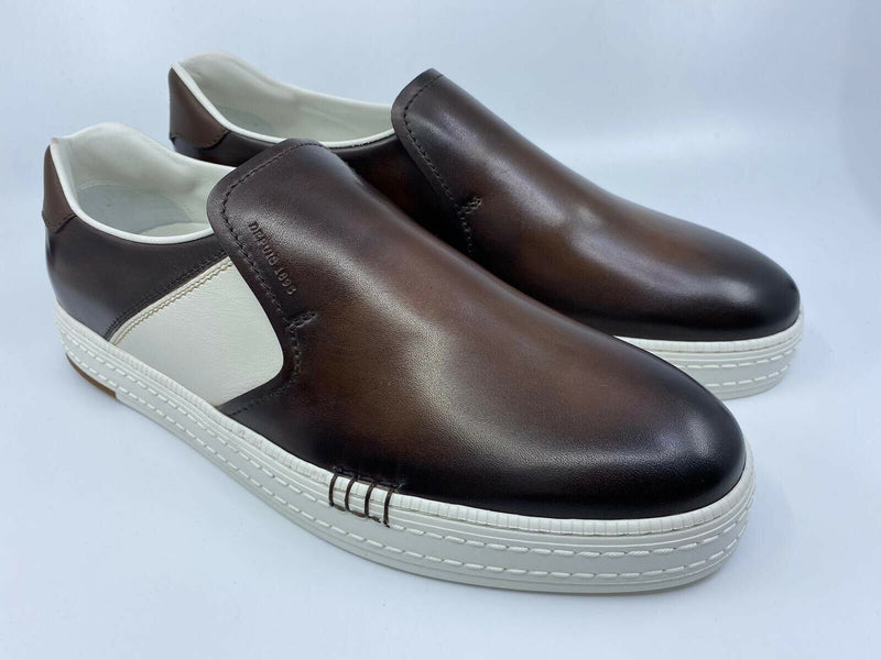 Berluti Playtime Calf Leather Sneaker - Luxuria & Co.