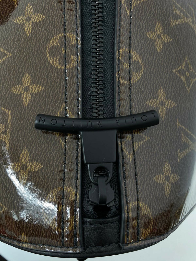 Louis Vuitton Monogram Glaze Keepall Bandouliere 50 - Luxuria & Co.