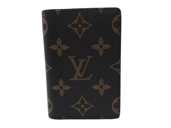 Louis Vuitton Monogram Pocket Organizer - Luxuria & Co.