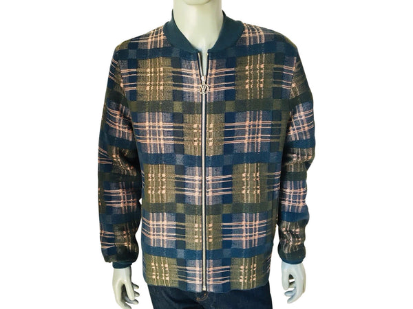 Louis Vuitton Punk Check Bomber - Luxuria & Co.
