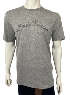 Louis Vuitton Varsity Embroidered T-Shirt - Luxuria & Co.