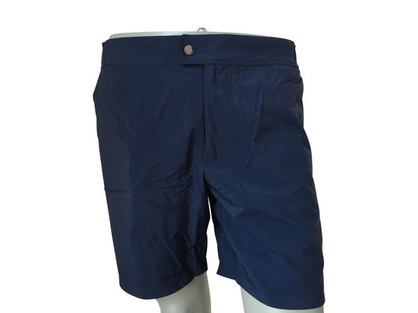 Berluti Berluti Logo Swim Shorts - Luxuria & Co.
