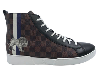 Louis Vuitton Limited Chapman Match-Up Sneaker Boot - Luxuria & Co.