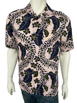 Louis Vuitton Hawaiian Shirt - Luxuria & Co.