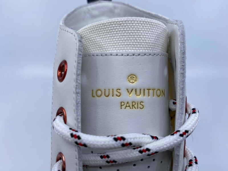 Louis Vuitton Tattoo Sneaker Boot Upside Down LV - Luxuria & Co.