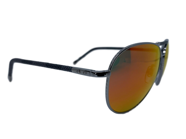 Conspiration Pilote Damier Graphite Sunglasses