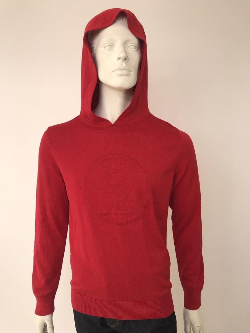 Louis Vuitton LV Circled Hooded Sweater - Luxuria & Co.