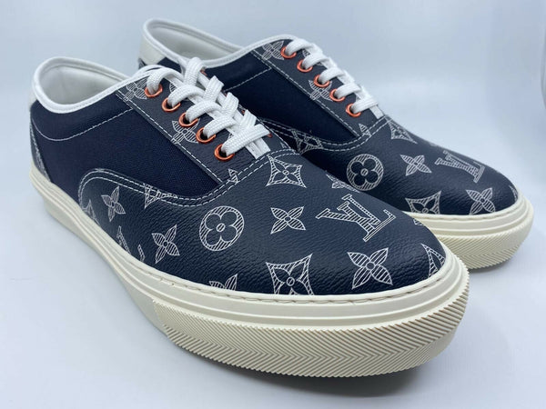 Louis Vuitton Trocadero Richelieu Sneaker - Luxuria & Co.