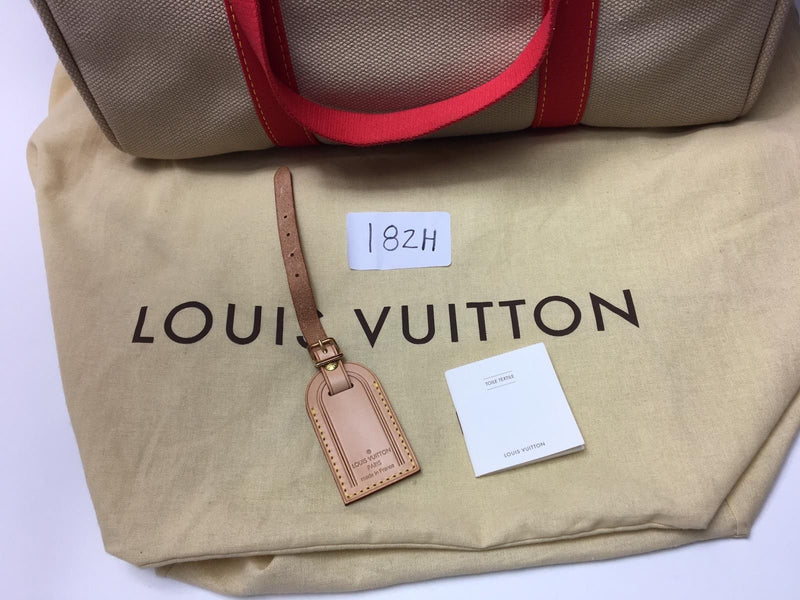 Louis Vuitton Antigua Sac Weekend Duffel - Luxuria & Co.
