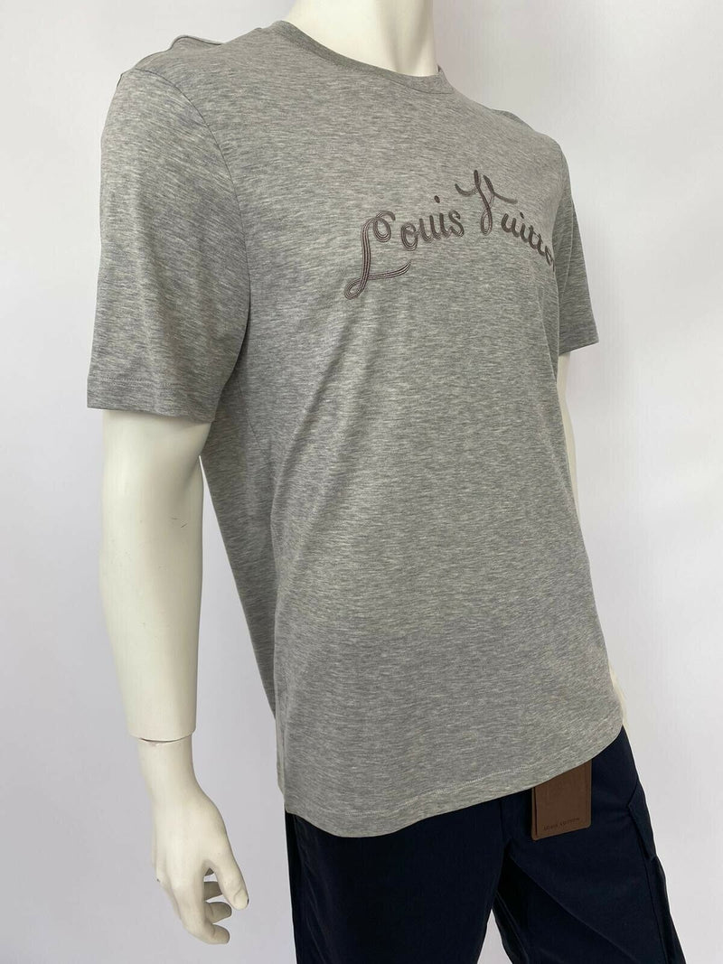 Louis Vuitton Vasity Embroidered T-Shirt - Luxuria & Co.
