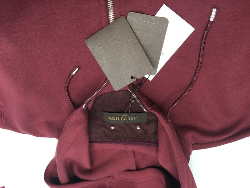 Louis Vuitton Travel Zip Up Hoodie - Luxuria & Co.