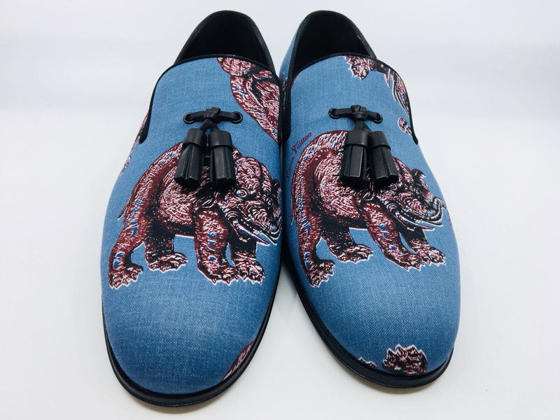 Chapman Auteuil Slipper - Luxuria & Co.