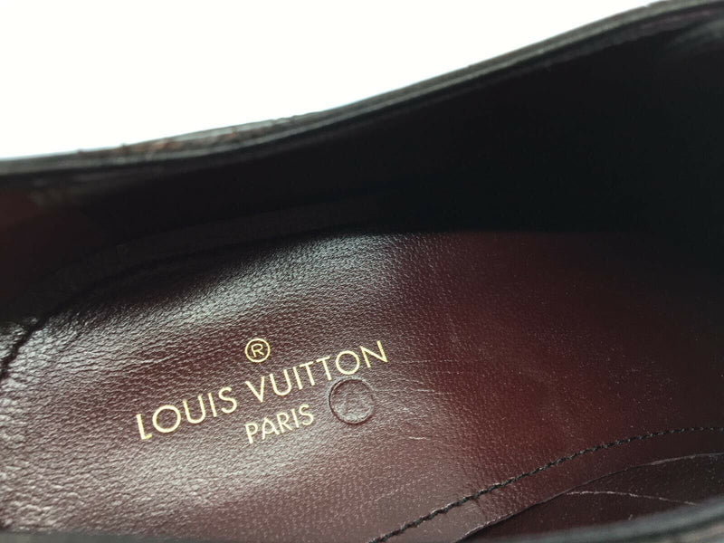 Louis Vuitton Haussmann Derby - Luxuria & Co.