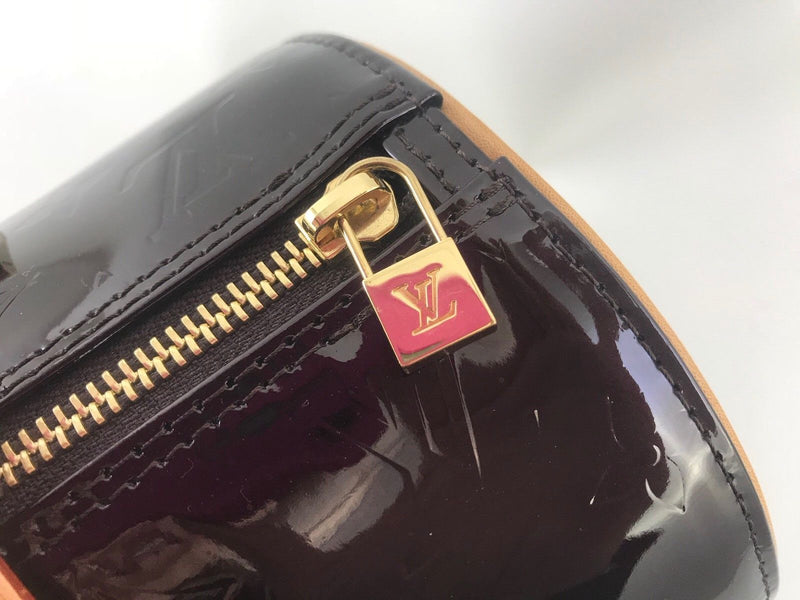 Louis Vuitton Papillon Monogram Vernis NM - Luxuria & Co.