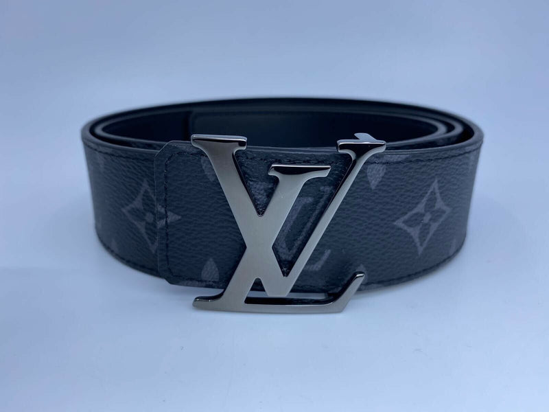 Louis Vuitton Reversible Monogram Eclipse Belt - Luxuria & Co.