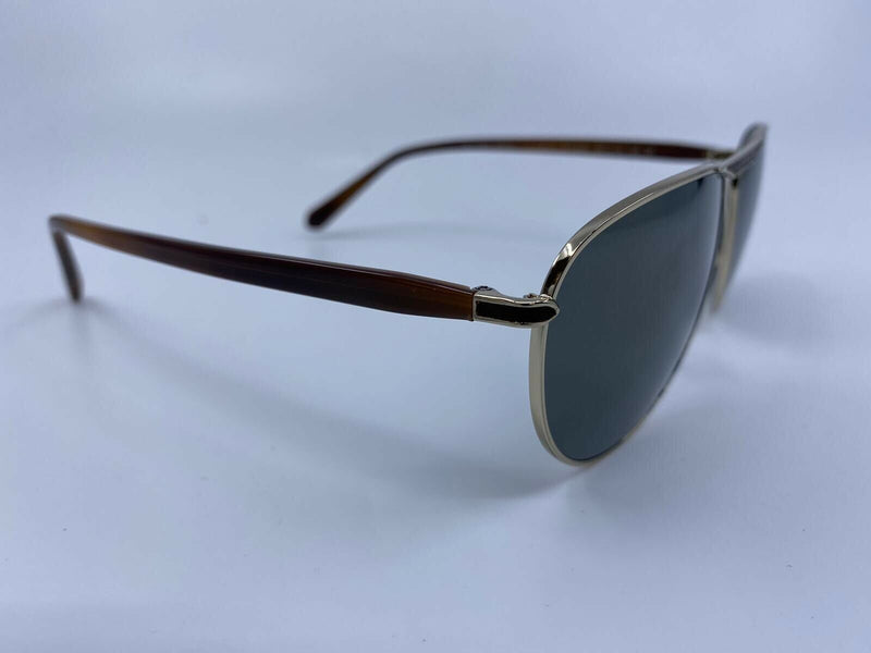 Berluti Oliver Peoples Conduit Street Calf Leather Sunglasses - Luxuria & Co.