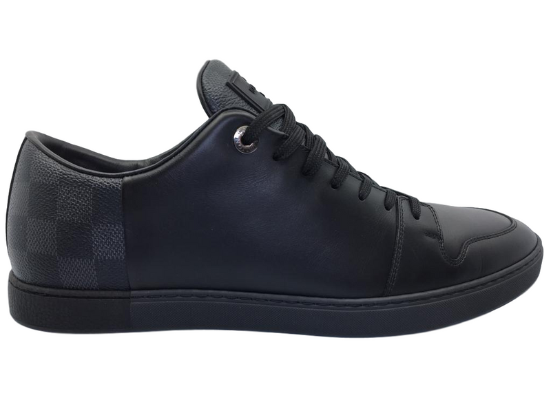 Louis Vuitton Damier Line-Up Sneaker - Luxuria & Co.