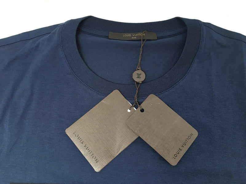 Louis Vuitton Handkerchief T-Shirt - Luxuria & Co.