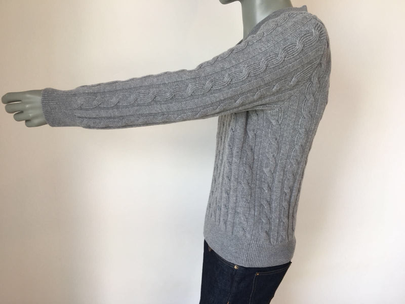 Louis Vuitton Cabled V Neck Sweater - Luxuria & Co.