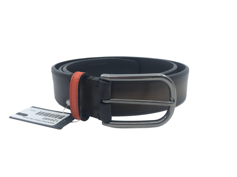 Berluti Tobacco Playtime Belt - Luxuria & Co.