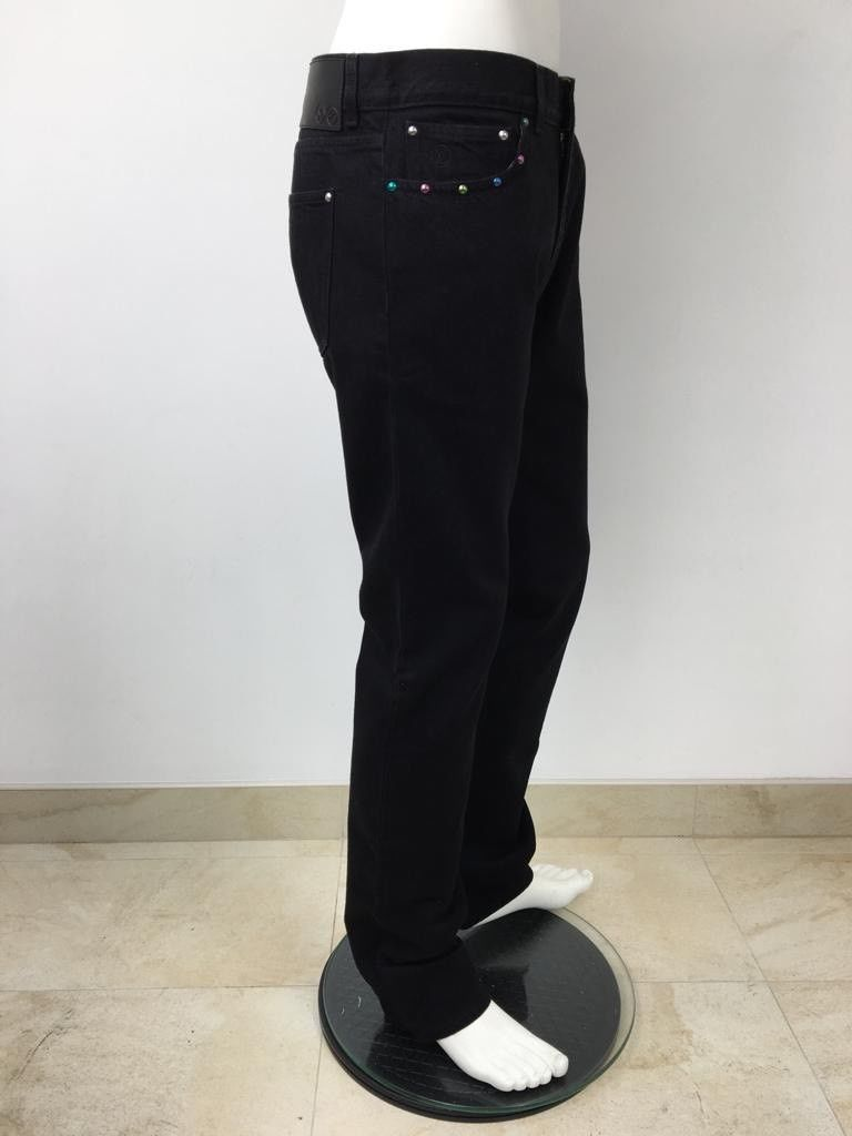 Louis Vuitton Fragment Slim Jeans - Luxuria & Co.