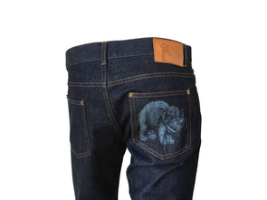 Louis Vuitton Limited Edition (1 of 200) Chapman Elephant Jeans - Luxuria & Co.