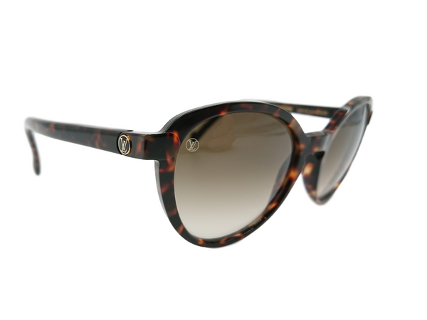 Ava Dark Tortoise W Sunglasses