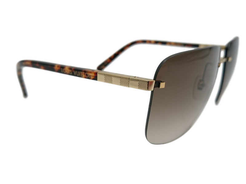 Louis Vuitton Attraction Rimless Sunglasses - Luxuria & Co.