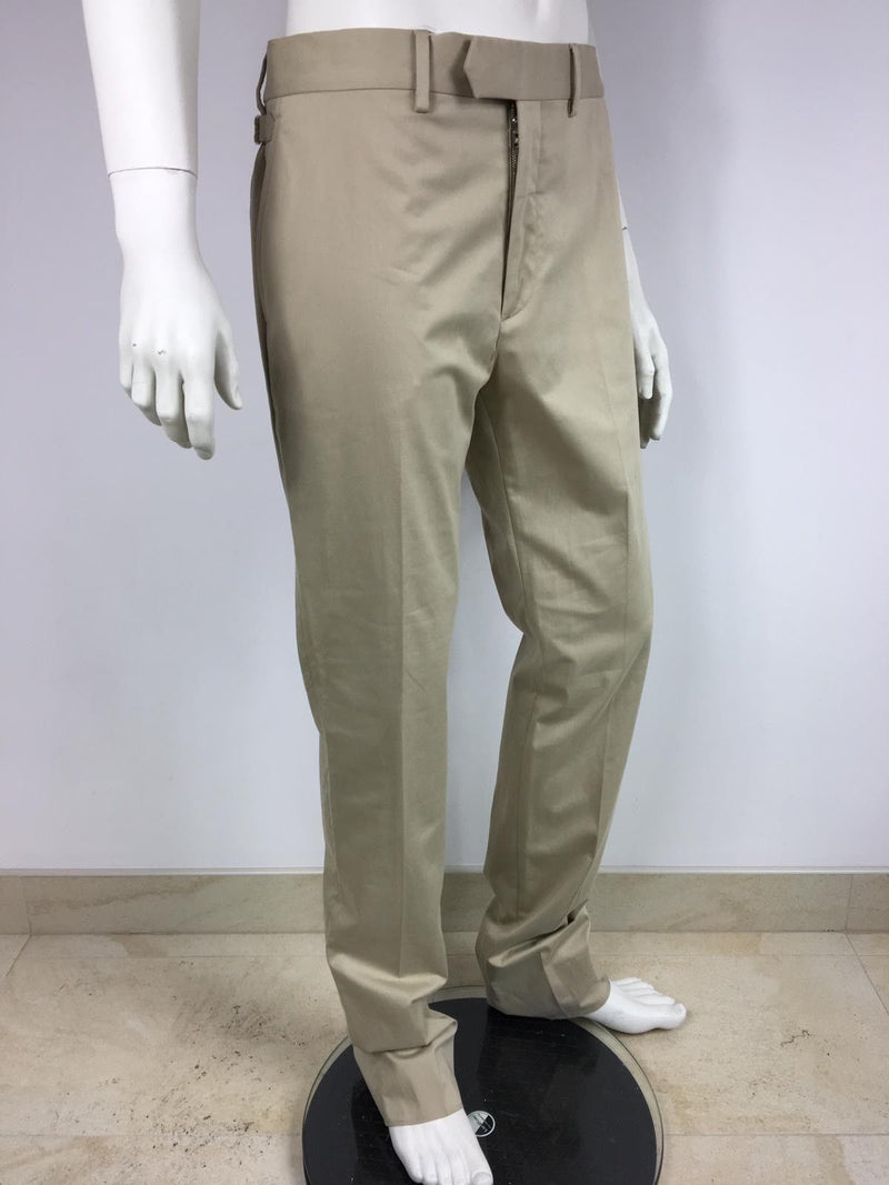 Louis Vuitton Classic Slim Cotton Pants - Luxuria & Co.