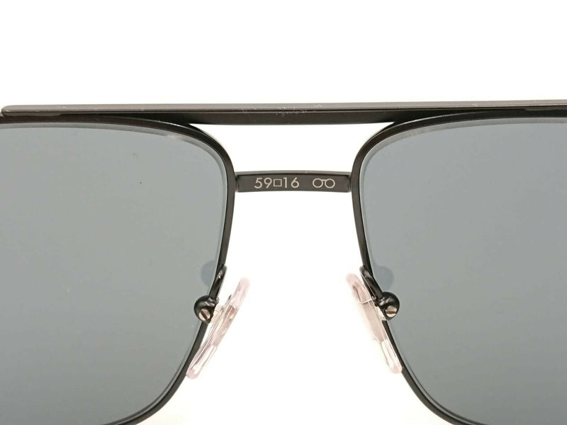 Louis Vuitton Attitude Black U Damier Sunglasses - Luxuria & Co.