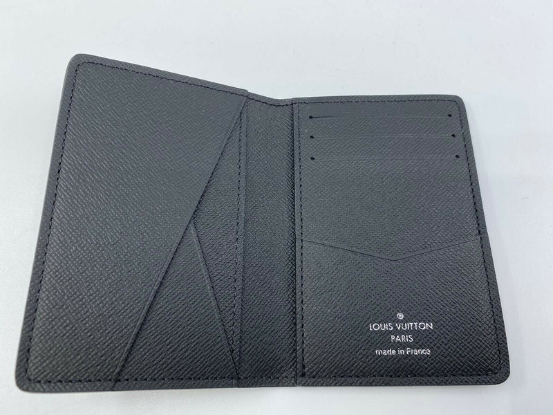 Louis Vuitton Monogram Eclipse Pocket Organizer Wallet - Luxuria & Co.