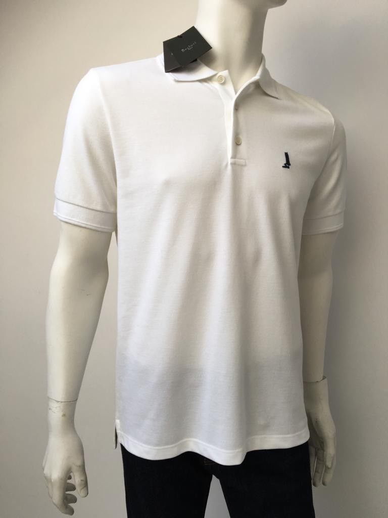 Berluti Logo Polo - Luxuria & Co.