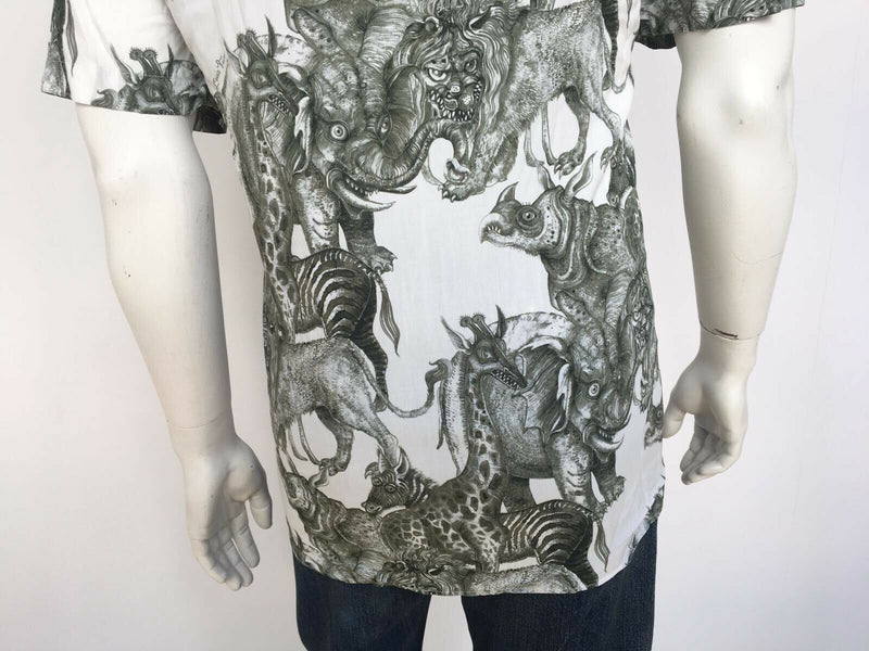 Louis Vuitton Chapman Animal Polo - Luxuria & Co.