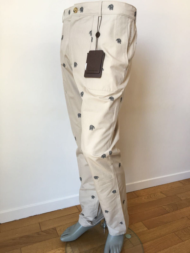 Louis Vuitton Chapman Chino Pants - Luxuria & Co.