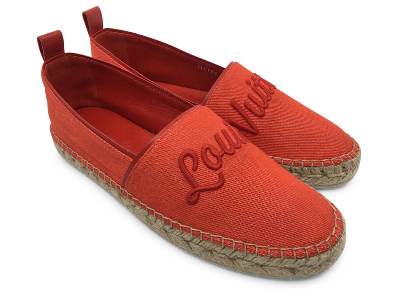 Louis Vuitton Waterfall Espadrille Flats - Luxuria & Co.