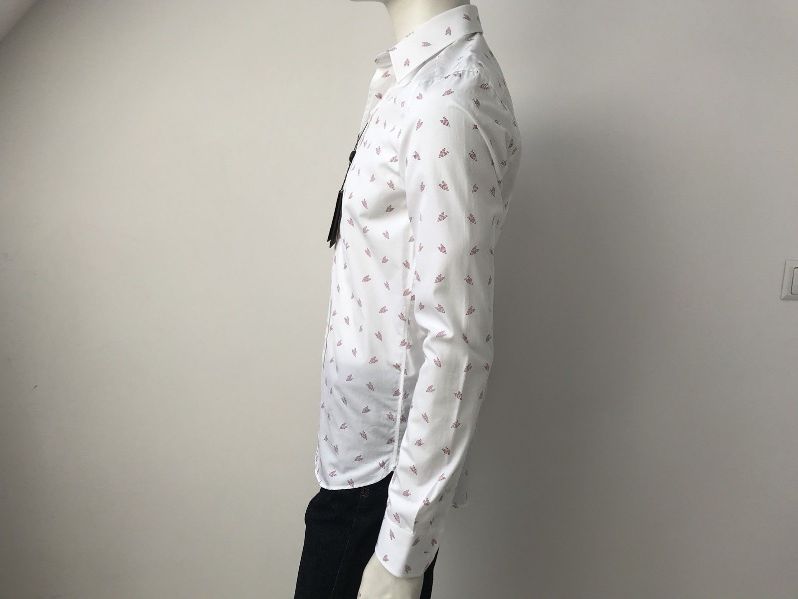 ae71c2165eda VVV Printed Shirt – Luxuria   Co.