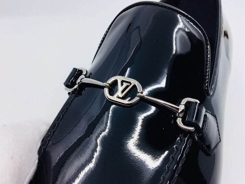 Louis Vuitton Emblem Loafer - Luxuria & Co.