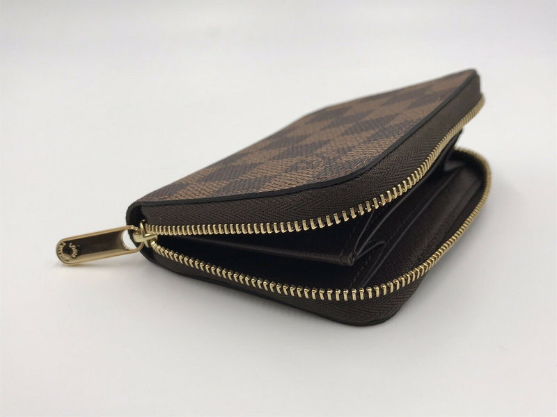 Louis Vuitton Damier Ebene Zippy Coin Purse - Luxuria & Co.