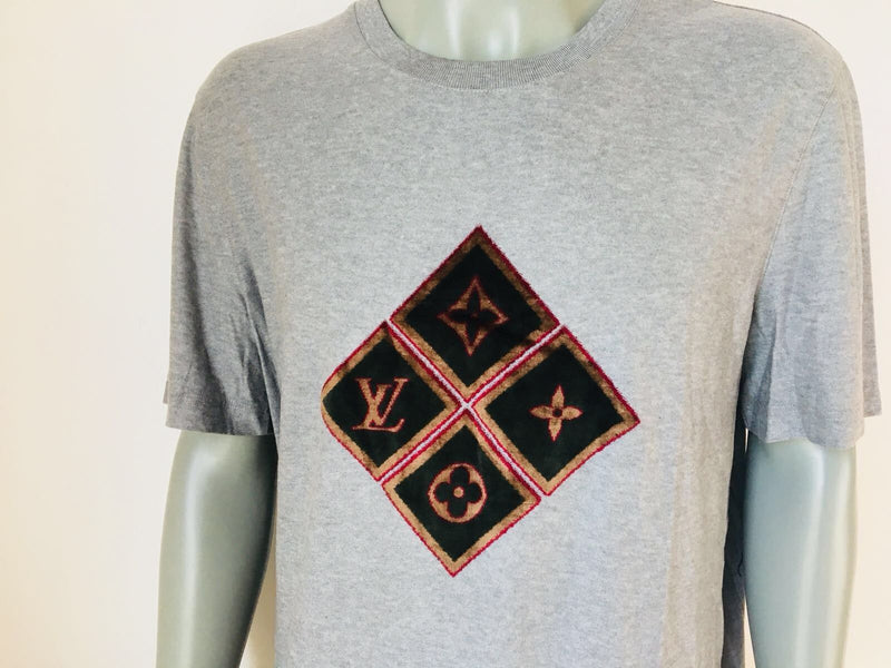 Louis Vuitton Mineral Stone LV T-Shirt - Luxuria & Co.