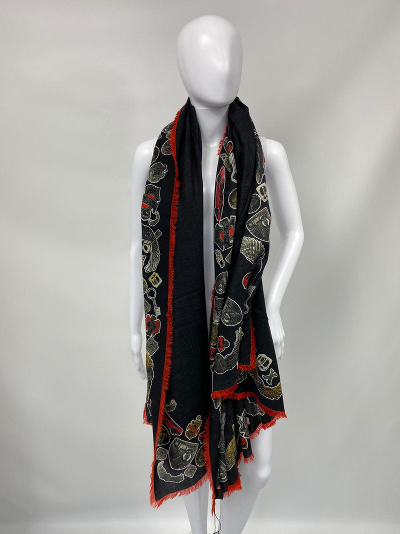 Into The Wild Scarf / Stole