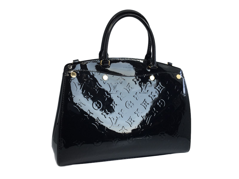 Louis Vuitton Brea NM Monogram Vernis MM - Luxuria & Co.