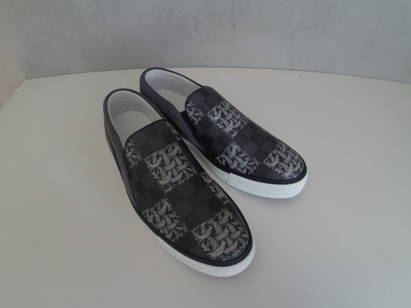 Louis Vuitton Christopher Nemeth Twister Slip-On - Luxuria & Co.