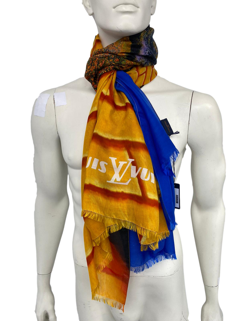 Brick Road Stole Scarf Virgil Abloh Limited Edition