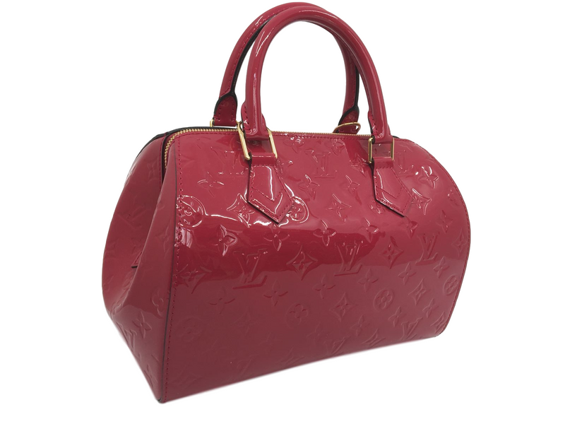 Louis Vuitton Montana Monogram Vernis Indian Rose - Luxuria & Co.