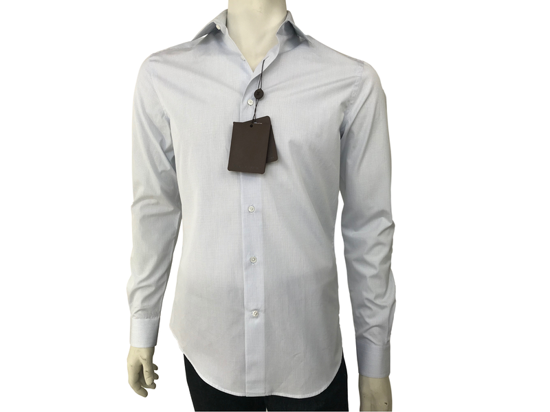 Single Cuff Shirt - Luxuria & Co.