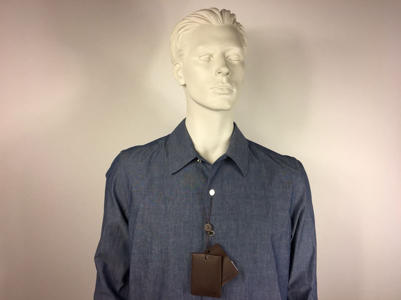 Louis Vuitton Articles de Voyages Printed Shirt - Luxuria & Co.