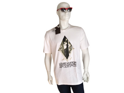 Louis Vuitton LV Archive Print T-Shirt - Luxuria & Co.